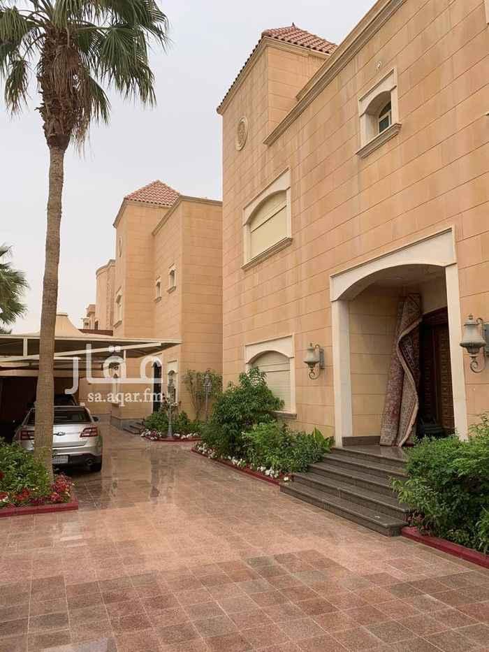 فيلا للبيع في طريق الملك عبد العزيز ، حي الياسمين ، الرياض ، الرياض