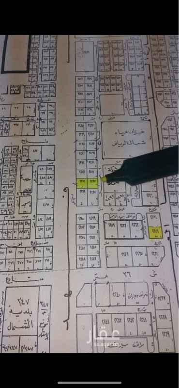 أرض للبيع في حي الصحافة ، الرياض
