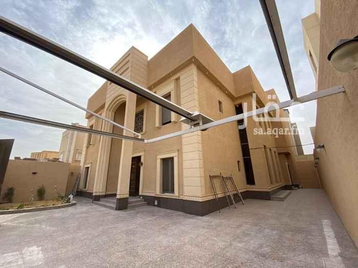 فيلا للبيع في شارع انس بن مالك ، حي الملقا ، الرياض ، الرياض