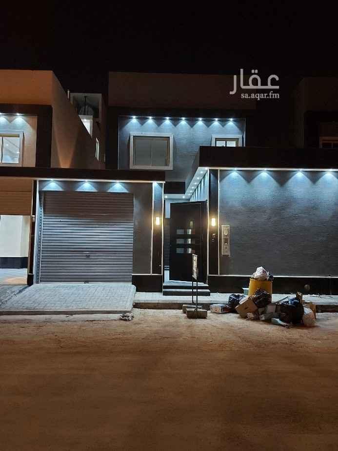 فيلا للإيجار في شارع أحمد موالا العمري ، حي النرجس ، الرياض ، الرياض