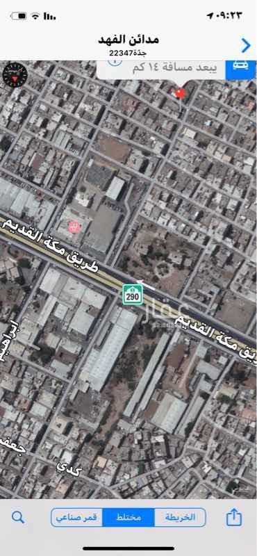 بيت للبيع في حي مدائن الفهد ، جدة