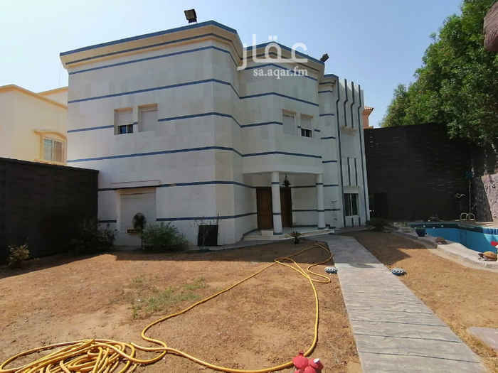 فيلا للإيجار في شارع عبدالرحمن بن أبي بكر الصديق ، حي البساتين ، جدة