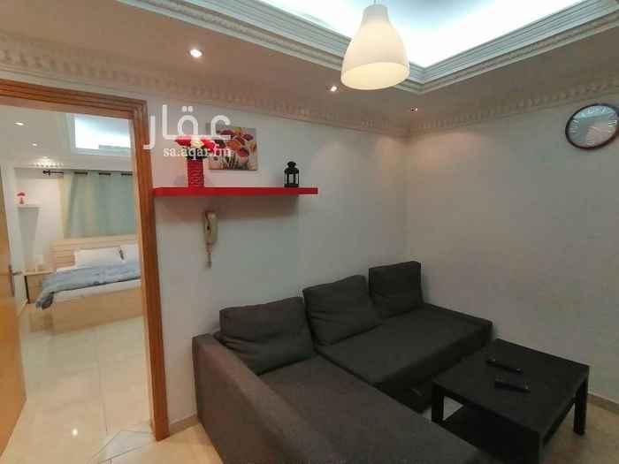 شقة للإيجار في شارع حمد الجاسر ، حي الروضة ، جدة
