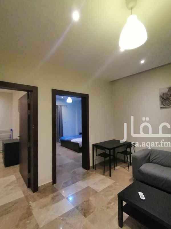 شقة للإيجار في شارع المتنبي ، حي الحمراء ، جدة ، جدة