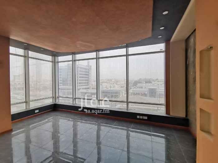 مكتب تجاري للإيجار في طريق المدينة المنورة الفرعي ، حي السلامة ، جدة ، جدة