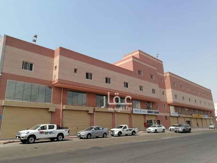 مكتب تجاري للإيجار في طريق الملك فهد ، حي العزيزية ، جدة ، جدة