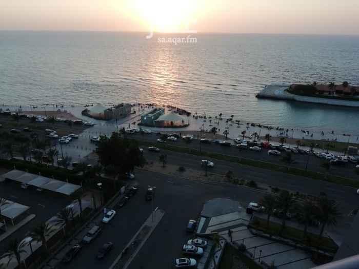 شقة للإيجار في شارع أبي بكر النحوي ، حي الشاطئ ، جدة ، جدة