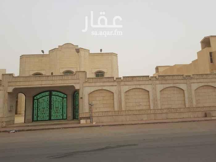 فيلا للبيع في شارع ميناء الاحمدي ، حي اشبيلية ، الرياض