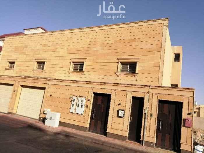 دور للإيجار في شارع الحومية ، حي الملقا ، الرياض