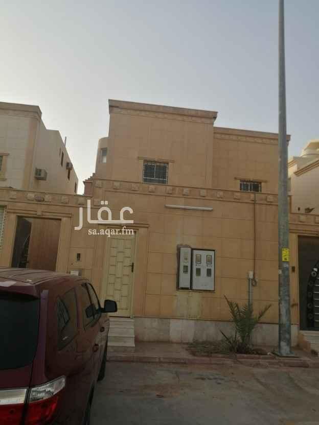 دور للإيجار في شارع الحورا ، حي اشبيلية ، الرياض ، الرياض