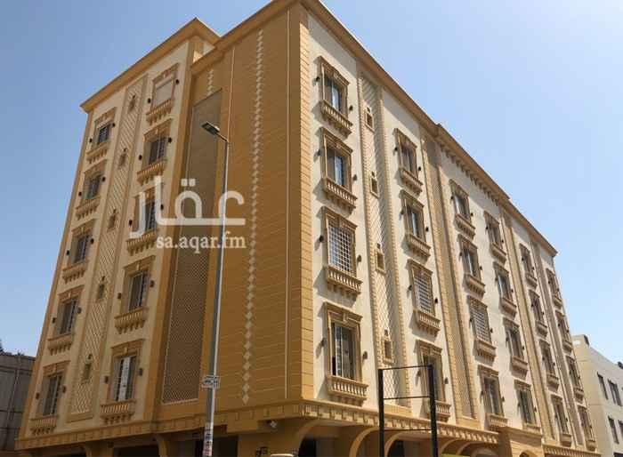 شقة للإيجار في شارع ابن الصباح الزعفراني ، حي الروضة ، جدة ، جدة