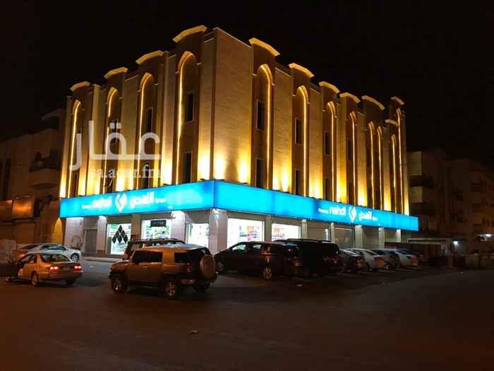 مكتب تجاري للإيجار في شارع عبدالقدوس الانصاري ، حي السليمانية ، جدة