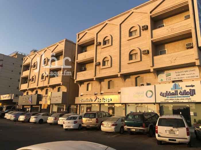 عمارة للإيجار في شارع عبدالله سليمان ، حي الفيحاء ، جدة ، جدة