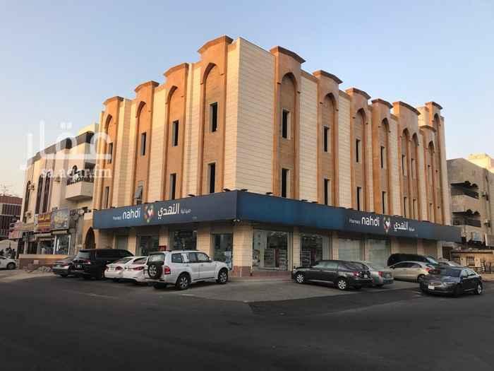 مكتب تجاري للإيجار في شارع عبدالقدوس الانصاري ، حي السليمانية ، جدة ، جدة