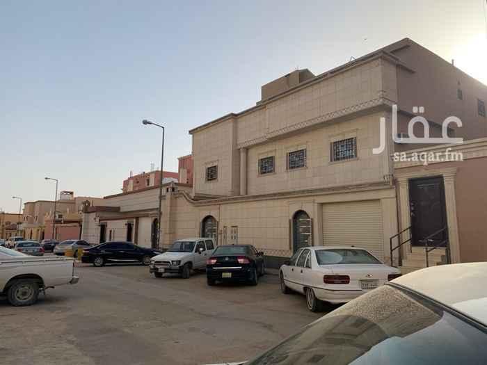 فيلا للبيع في شارع الشيخ خليفة بن حمد ال ثاني ، حي الجنادرية ، الرياض ، الرياض