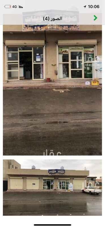 محل للإيجار في حي نوارة ، المزاحمية