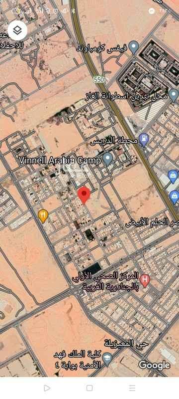 استراحة للبيع في شارع سليمان بن المغيرة ، حي المعيزيلة ، الرياض ، الرياض