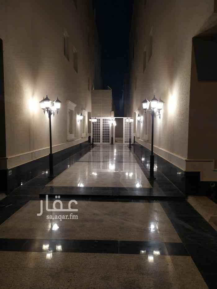 شقة للبيع في شارع أبي بكر بن عثمان ، حي عكاظ ، الرياض ، الرياض