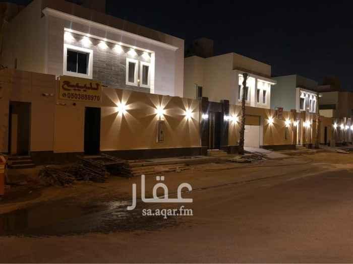 فيلا للبيع في شارع الحومان ، حي العقيق ، الرياض ، الرياض