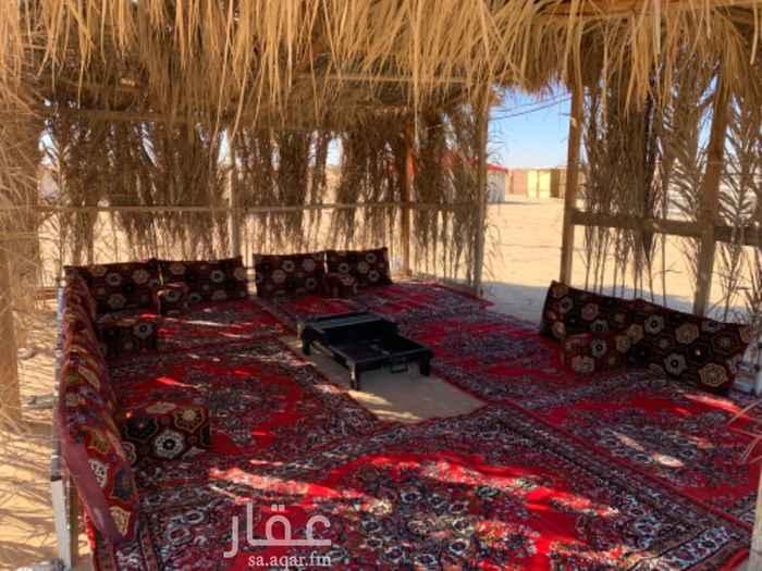 مخيم للإيجار في طريق الجنادرية ، الرياض