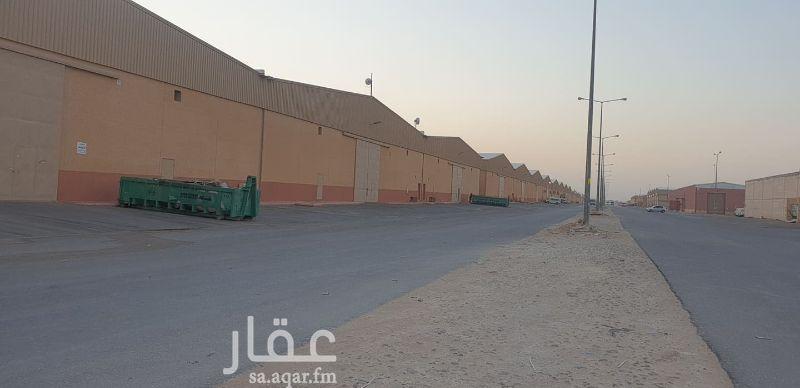 مستودع للإيجار في شارع الحجر ، حي الدار البيضاء ، الرياض ، الرياض