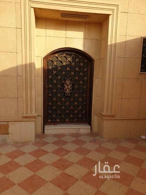 دور للإيجار في شارع الاعتدال ، حي بدر ، الرياض