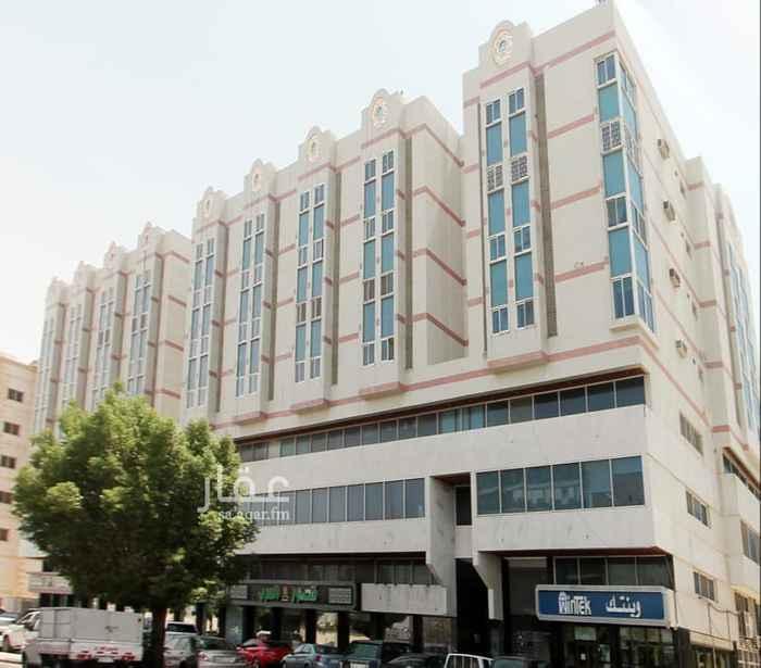 مكتب تجاري للإيجار في طريق الامير عبدالمحسن بن عبدالعزيز ، حي الجمعة ، المدينة المنورة ، المدينة المنورة