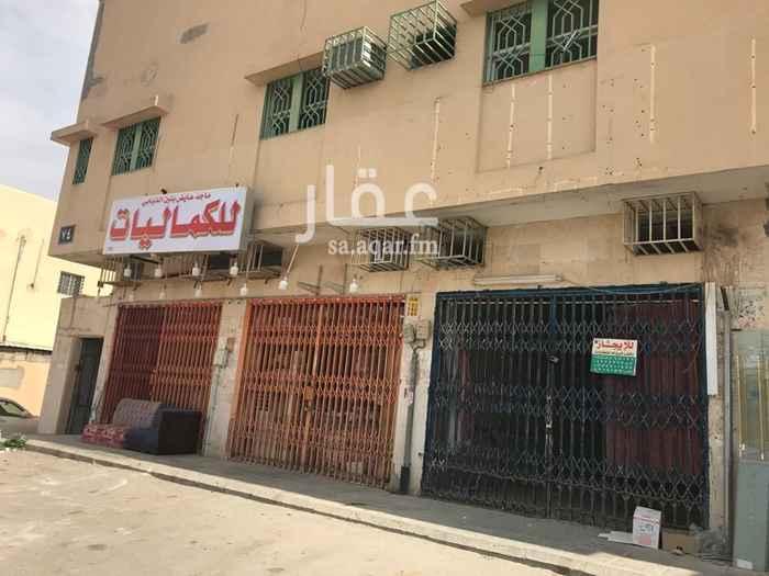 محل للإيجار في شارع ابي الحسن المبارك ، حي العريجاء الغربية ، الرياض