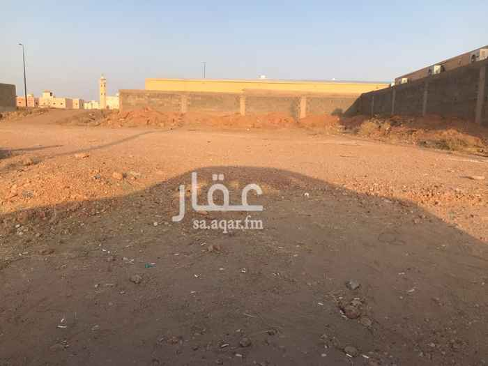 أرض للبيع في طريق الملك عبدالعزيز ، حي الاندلس ، المجمعة