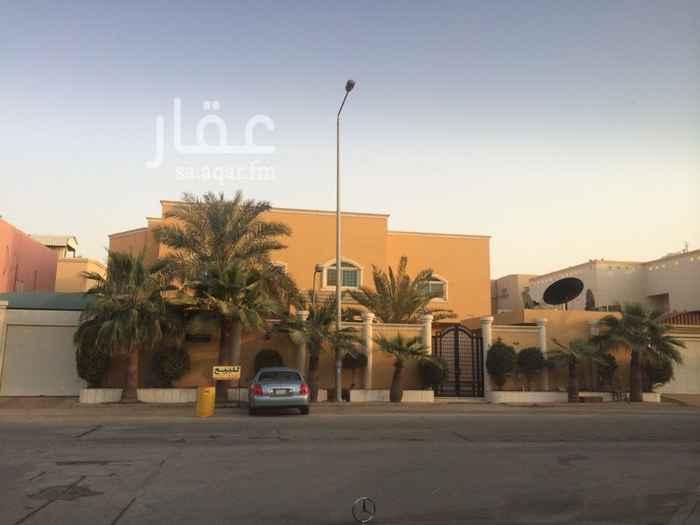 فيلا للبيع في شارع الحكم المستنصر بالله ، حي النهضة ، الرياض