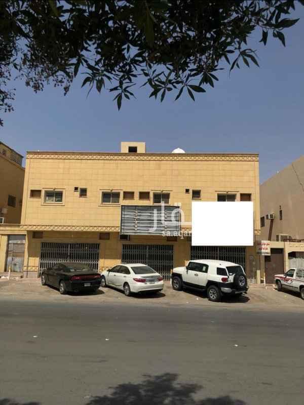 عمارة للإيجار في شارع عبدالله بن القاضي ، حي العريجاء الغربية ، الرياض ، الرياض