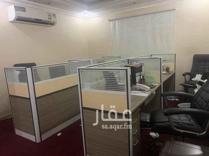 مكتب تجاري للإيجار في حي النزلة الشرقية ، جدة ، جدة