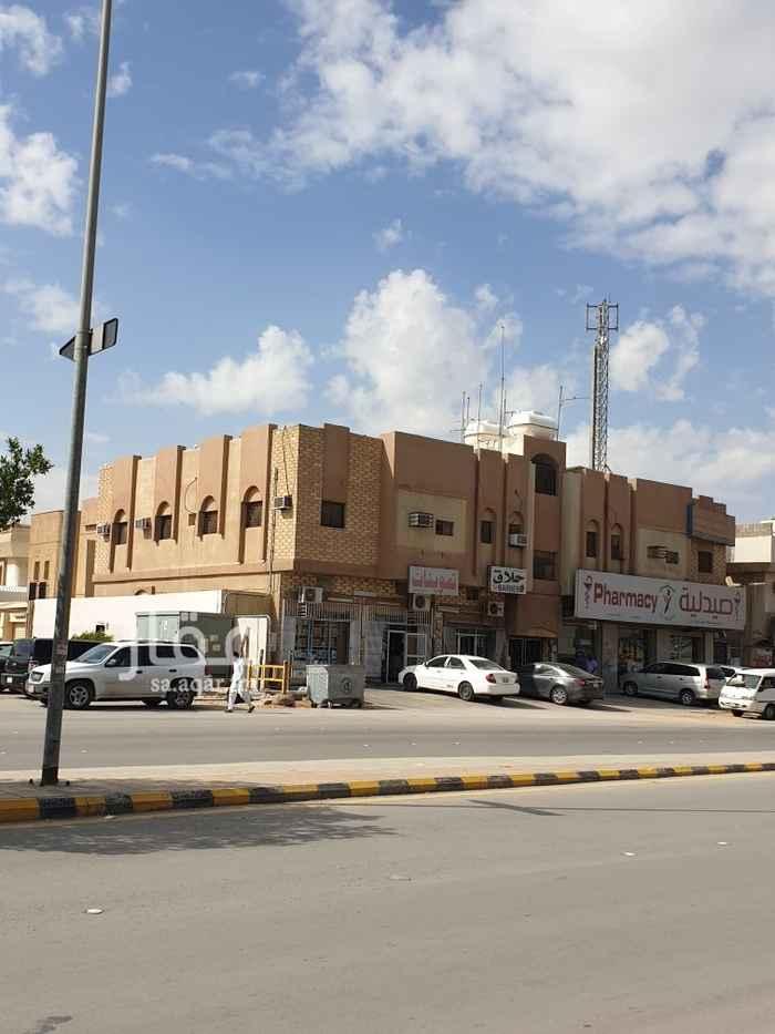 عمارة للبيع في شارع ابن شاهين ، حي الروضة ، الرياض