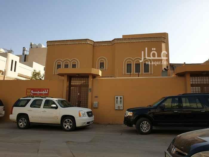 فيلا للبيع في شارع المتوكل العباسي ، حي الروضة ، الرياض ، الرياض