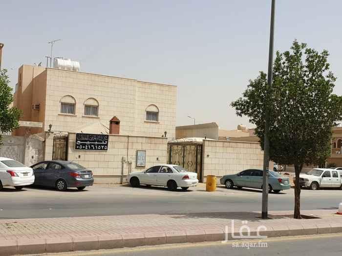 فيلا للبيع في شارع حاتم الطائي ، حي الروضة ، الرياض ، الرياض