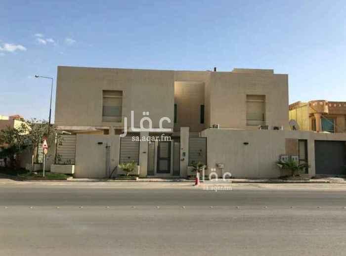 فيلا للبيع في شارع الحزم ، حي الحمراء ، الرياض ، الرياض