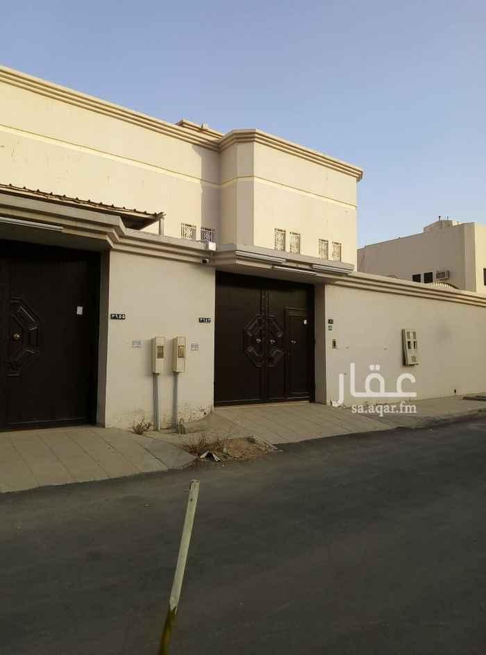 دور للإيجار في شارع قرطاجة ، حي شبرا ، الرياض ، الرياض