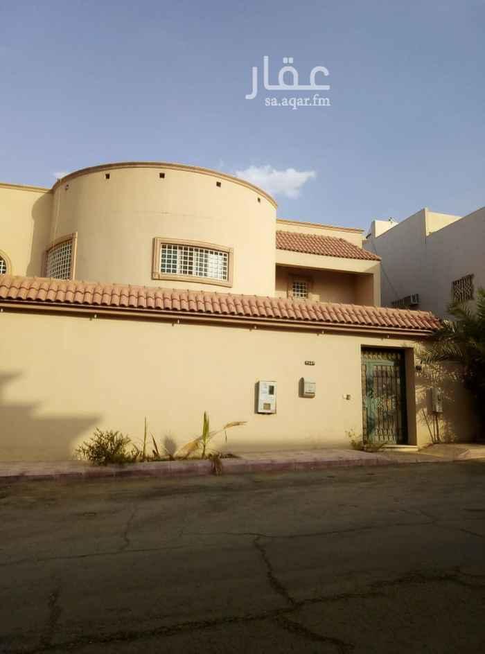 فيلا للإيجار في شارع البذوري ، حي شبرا ، الرياض ، الرياض