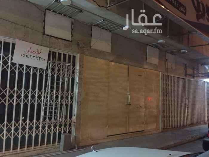 محل للإيجار في شارع الشيخ البشير الابراهيمي ، حي السويدي ، الرياض ، الرياض