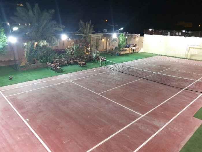 استراحة للإيجار في طريق الأمير محمد بن سعد بن عبدالعزيز، ، حي القيروان ، الرياض