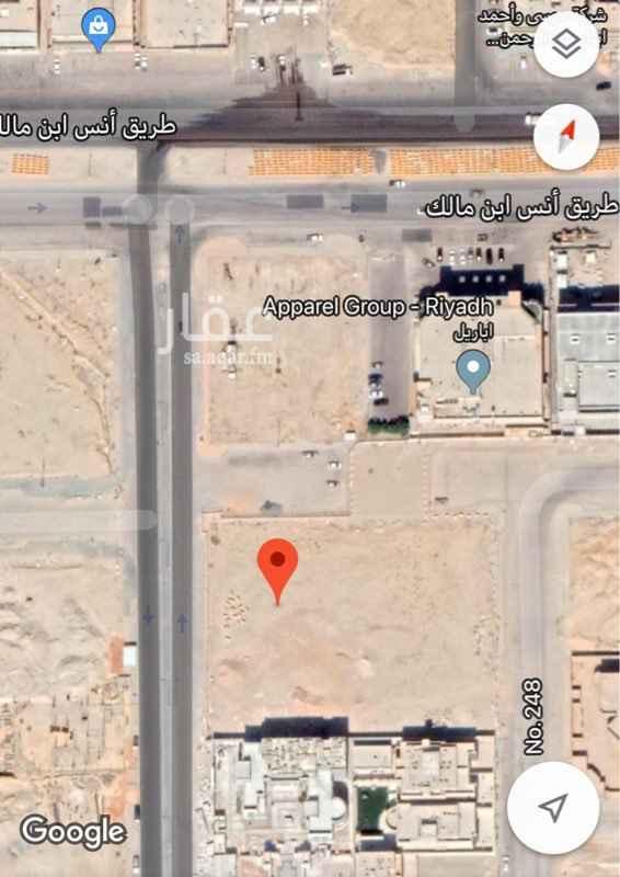 أرض للبيع في شارع 248 ، الرياض ، الرياض