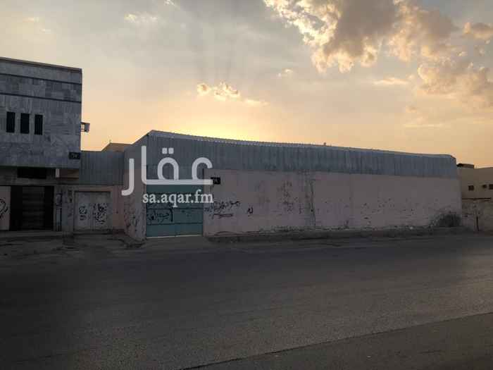 مستودع للإيجار في شارع سبا ، حي النسيم الشرقي ، الرياض
