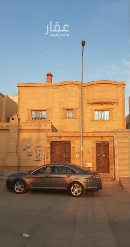 دور للإيجار في شارع الطرفة ، حي اشبيلية ، الرياض ، الرياض