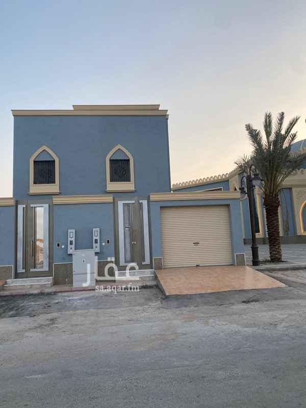 دور للإيجار في شارع مقاتل بن سليمان ، حي القيروان ، الرياض ، الرياض