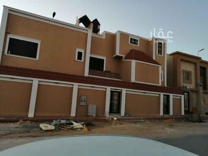 فيلا للبيع في شارع المعمورة ، حي الحزم ، الرياض