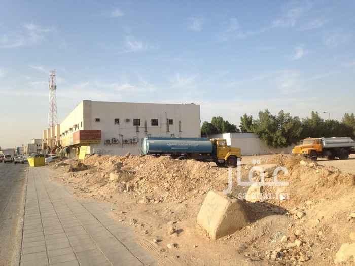 أرض للبيع في طريق الحائر الفرعي, العزيزية, الرياض