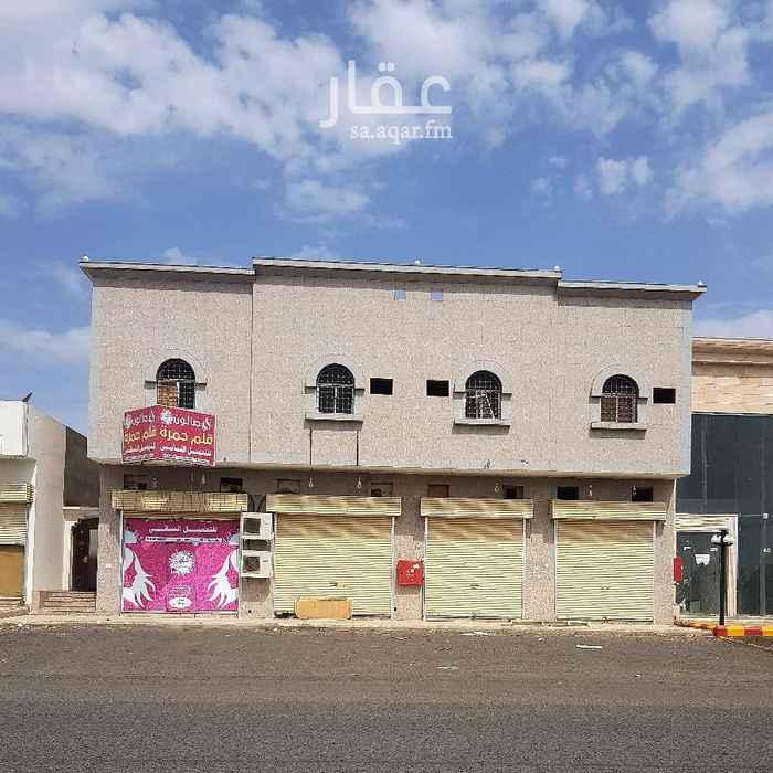 عمارة للبيع في شارع سلمان بن ثمامه الجعفي ، حي السكة الحديد ، المدينة المنورة