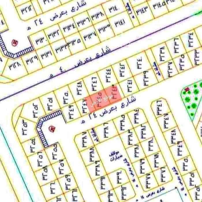 أرض للبيع في شارع ابو مليح الثقفى ، حي الملك فهد ، المدينة المنورة ، المدينة المنورة