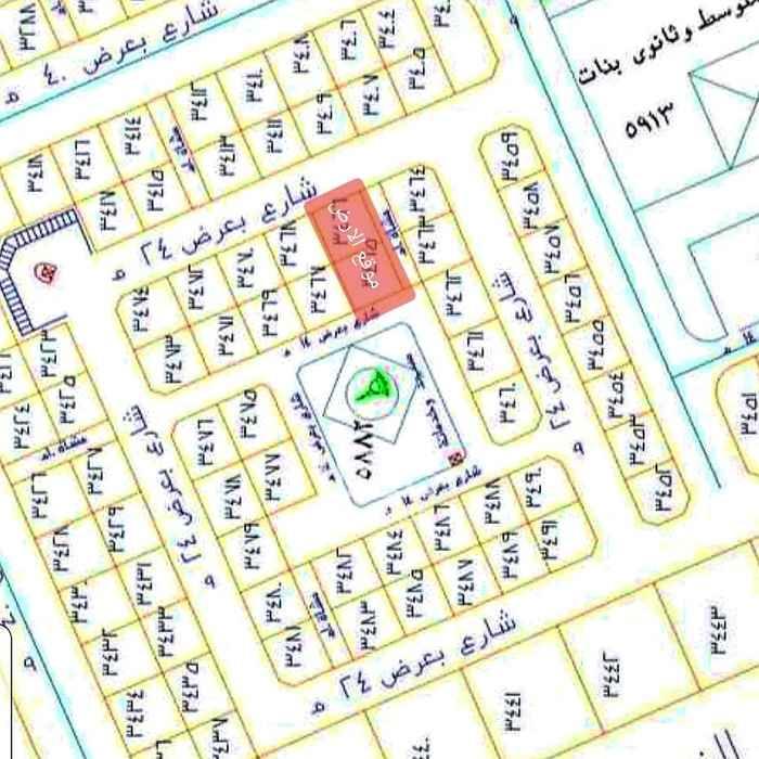 أرض للبيع في شارع سوار بن همام ، حي الملك فهد ، المدينة المنورة ، المدينة المنورة