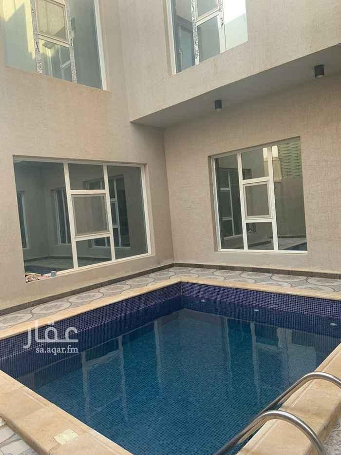 فيلا للإيجار في شارع الحاجب ، حي الرفيعة ، الرياض ، الرياض